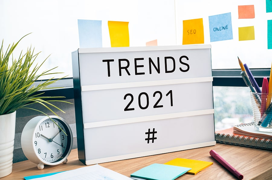 2021 Social Media Trends & The Rise of Ecommerce